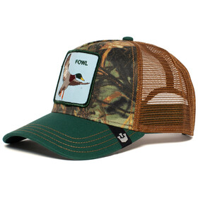 Goorin Bros. Duck Duck Trucker Cap, green